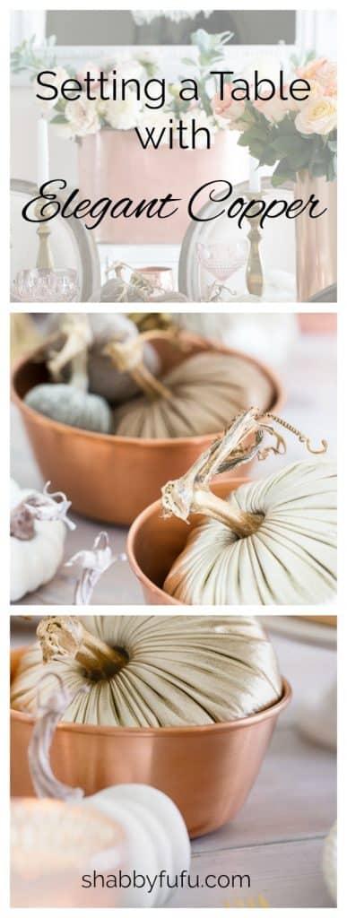 elegant copper bowls shabbyfufu