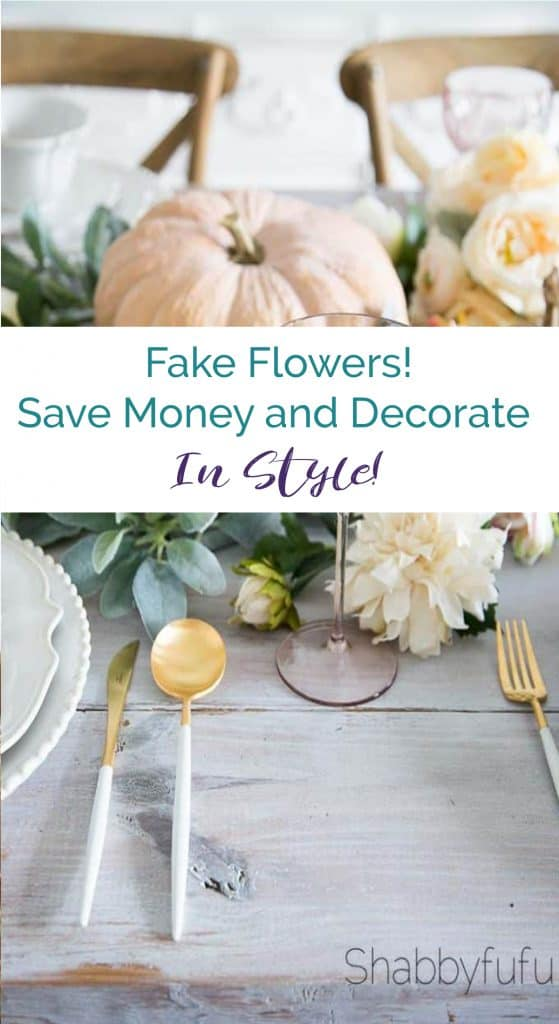 ake flowers budget fall decorating