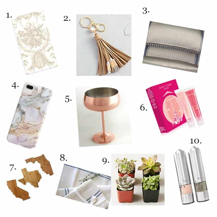 20 Hostess Gift Ideas For Christmas - Under $20 -shabbyfufublog.com - 20 Hostess Gift Ideas For Christmas - Under $20 - Shabbyfufu.com