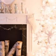 Secrets and Tips For Decorating White Christmas Trees