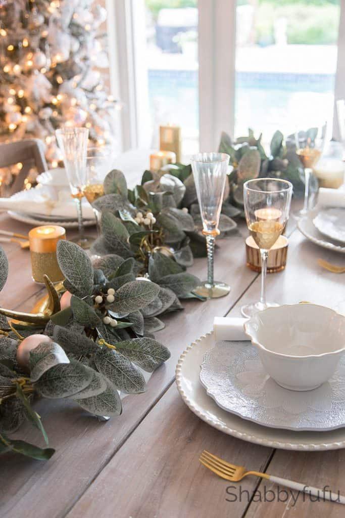 elegant-fake-prelit-Christmas-tree
