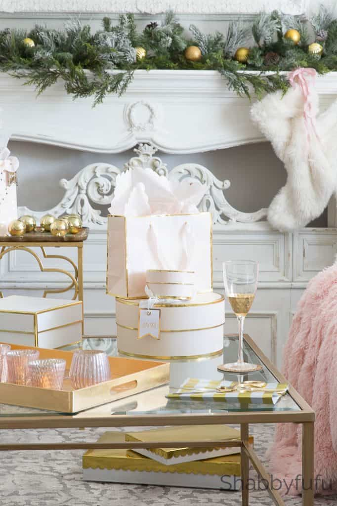 blush-pink-wrapping-christmas-elegant