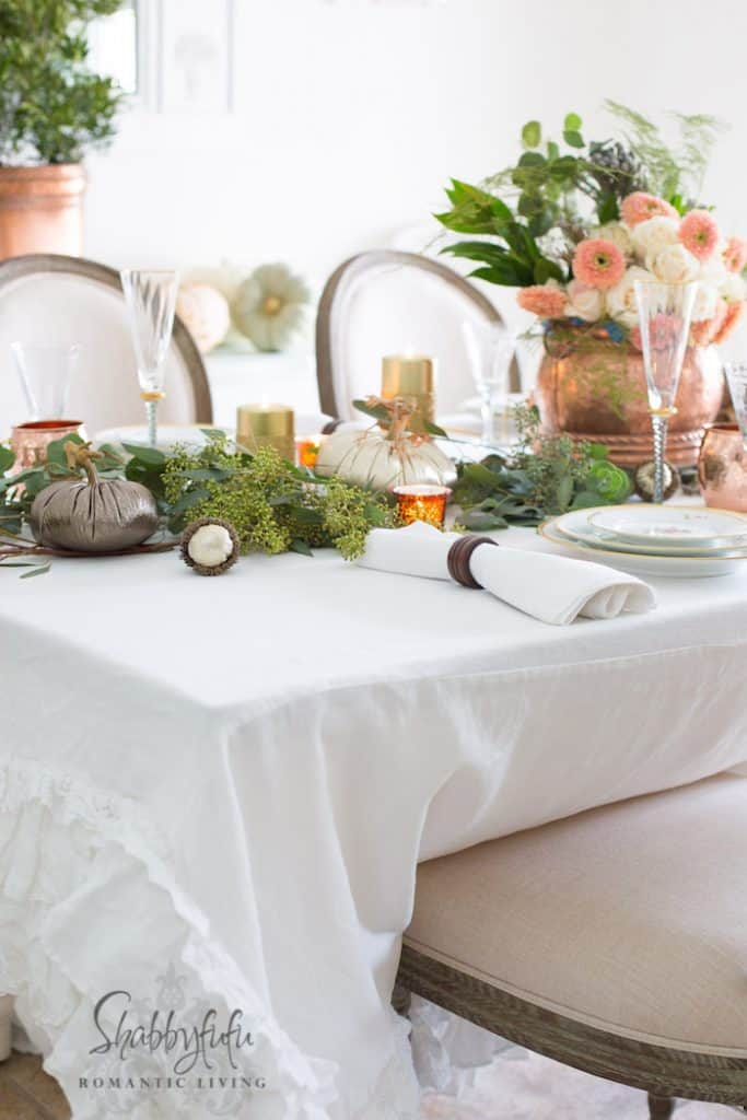 Elegant-Copper-Table-Centerpiece-Shabbyfufu
