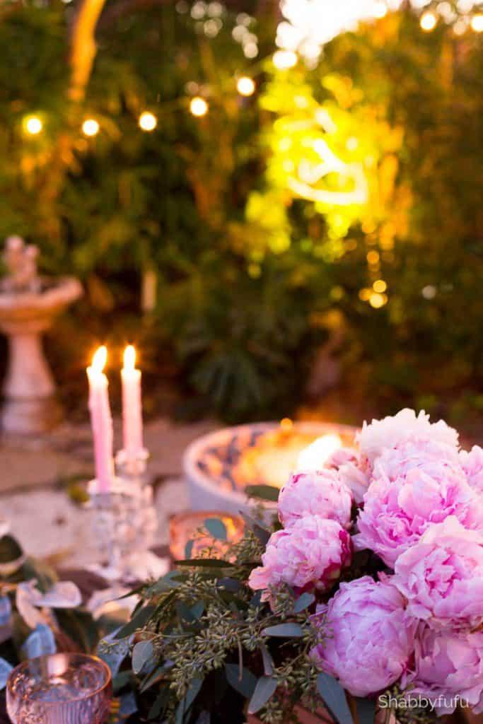 shabbyfufu-peonies-candles
