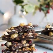 20 Delicious and Festive Holiday Bark Recipes