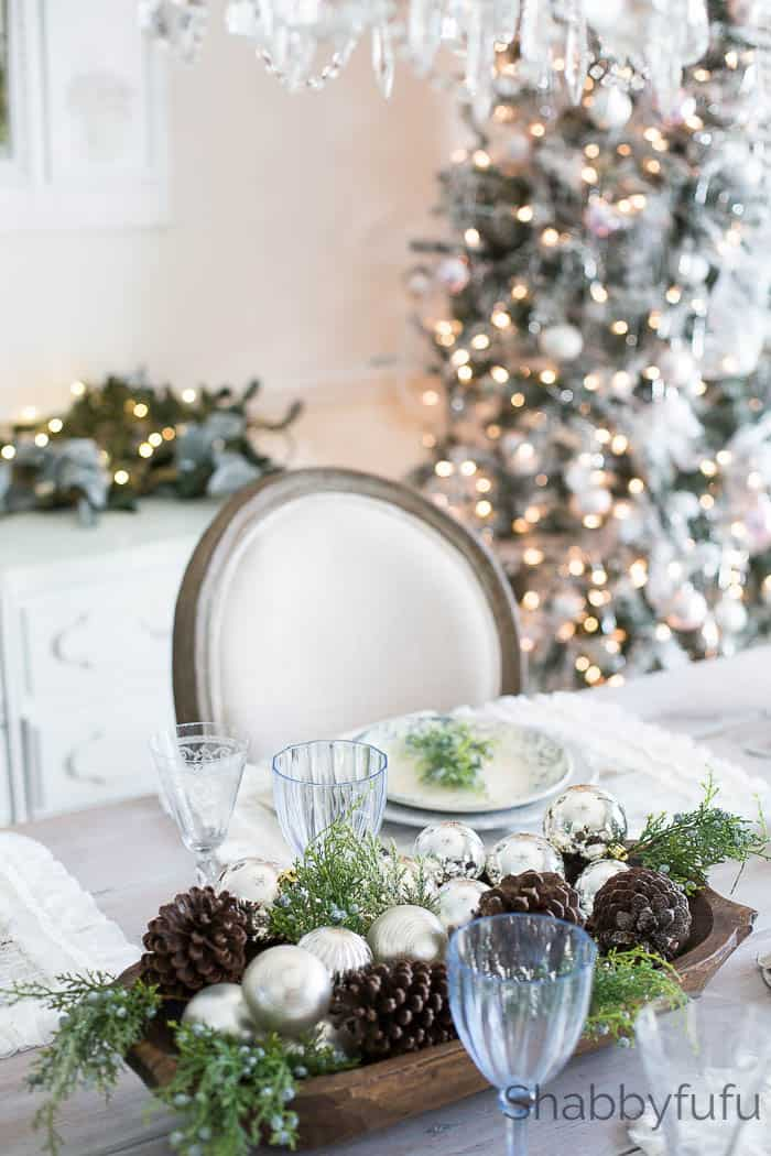French Country Farmhouse Christmas – Style In Blue