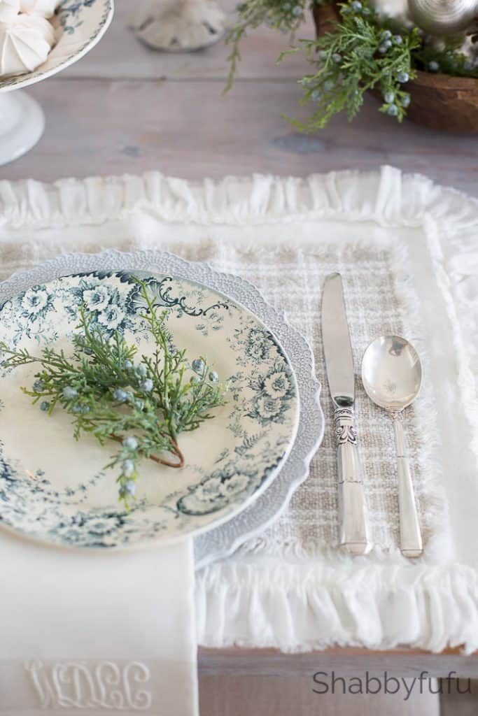 french tablescape