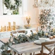 How To Set A Beautiful Holiday Table On A Budget