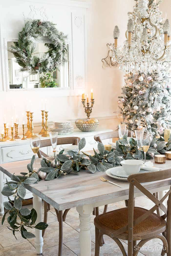How To Set An Informal Table 12 Days Of Christmas Table: How To Set A Beautiful Holiday Table On A Budget