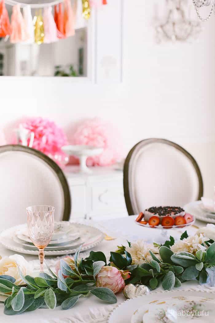valentines-day-table-setting-shabbyfufu table setting tips & Table Setting Tips And Tricks For Any Occasion - shabbyfufu.com