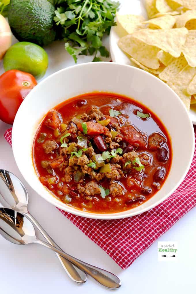 beef chili instapot recipe