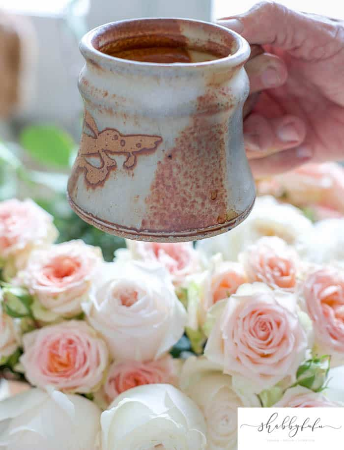 handmade-home-decor-pottery-pink-roses