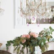 Easy DIY Chandelier Makeover Ideas For Spring