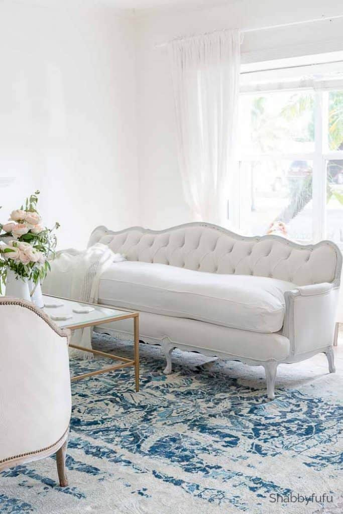 shabbyfufu.com french country spring decorating ideas