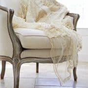 Decorating With Lace – Modern Home Style
