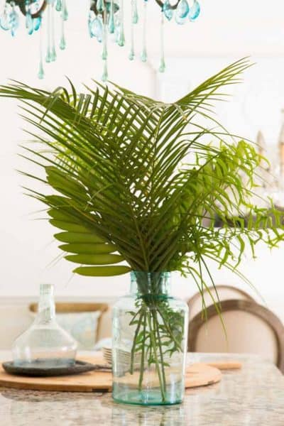 Palm Leaf Trend In Decor