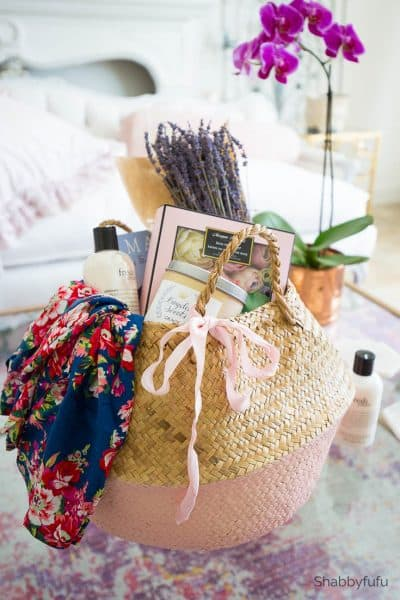 pretty-mothers-day-gift-basket