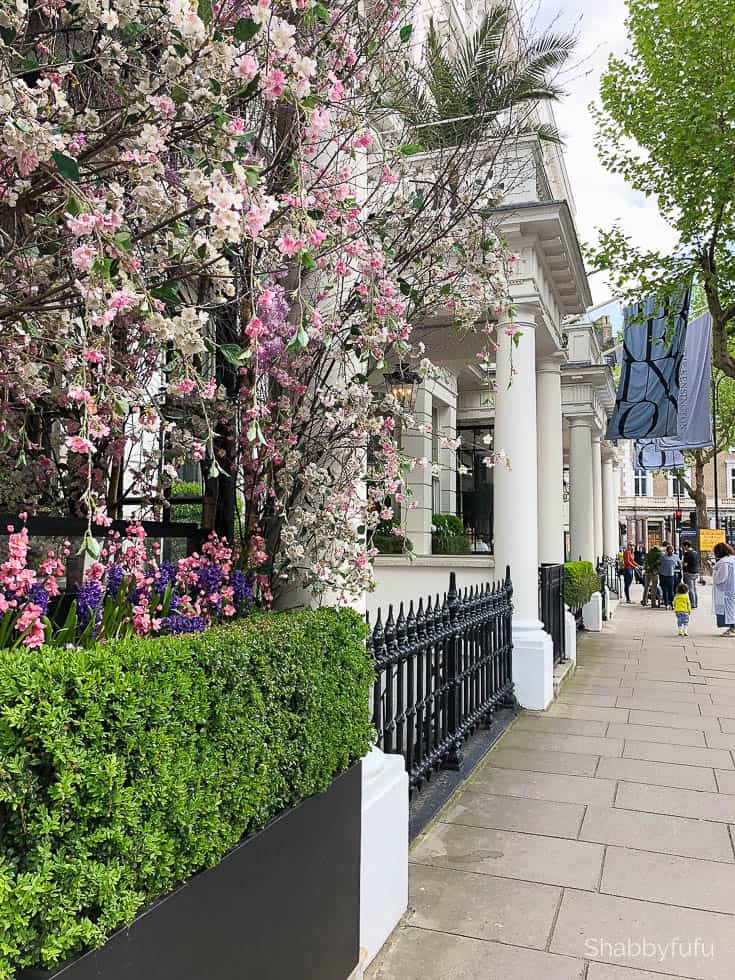 London luxury on a budget the kensington hotel