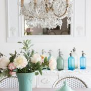 Summer Coastal Colors Decorating Ideas