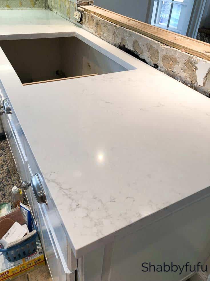 granite kitchen countertop removal
