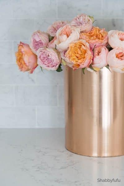 Carrara Marble Tile Backsplash – Kitchen Reveal