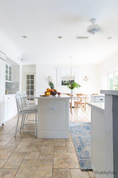 Marble Look Quartz – Kitchen Countertops Reveal