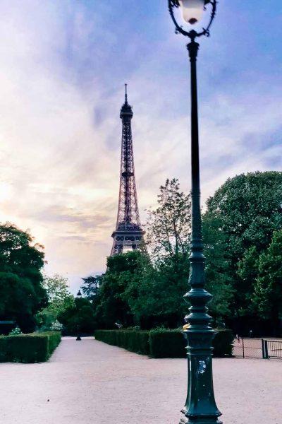 Paris travel tips le tour eiffel