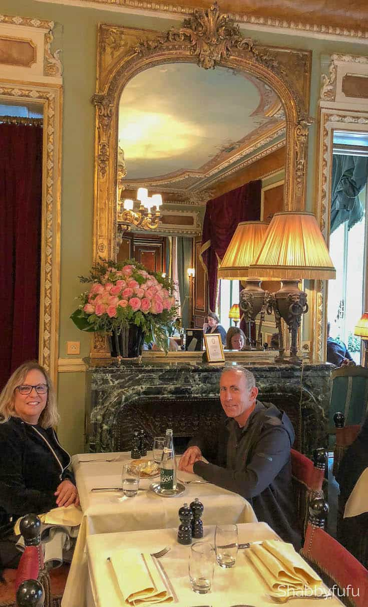 Paris travel tips Laduree Champs Elysee