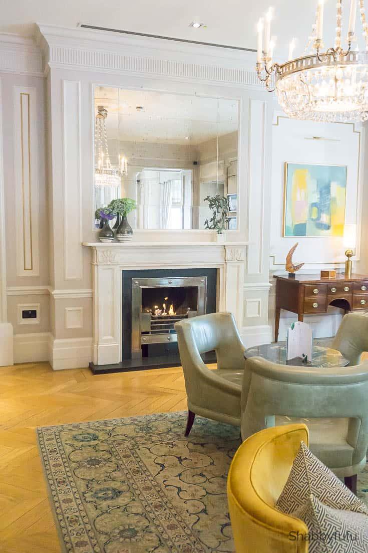 designer furniture kensington hotel london