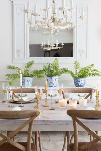 Old Furniture Made New – Modernizing The Dining Room