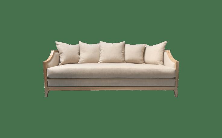 french modern designer sofa