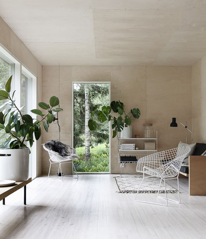 Scandinavian Interior Design Natural Wood
