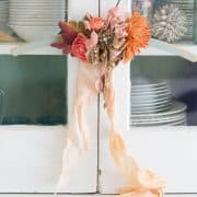 Antique Wood Hanger Wreath – 5 Minute DIY