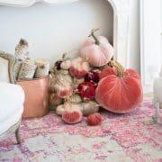 Creative Fall Mantel Decorating Idea – Giveaway!