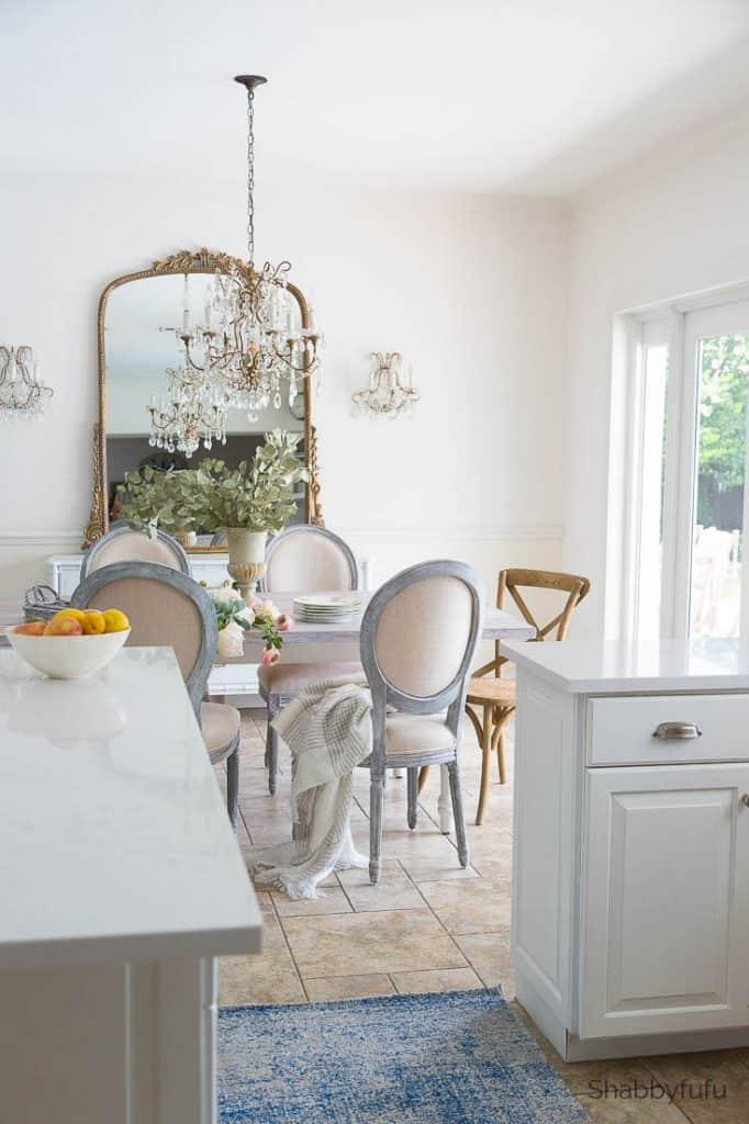 french style furniture dining room shabbyfufu