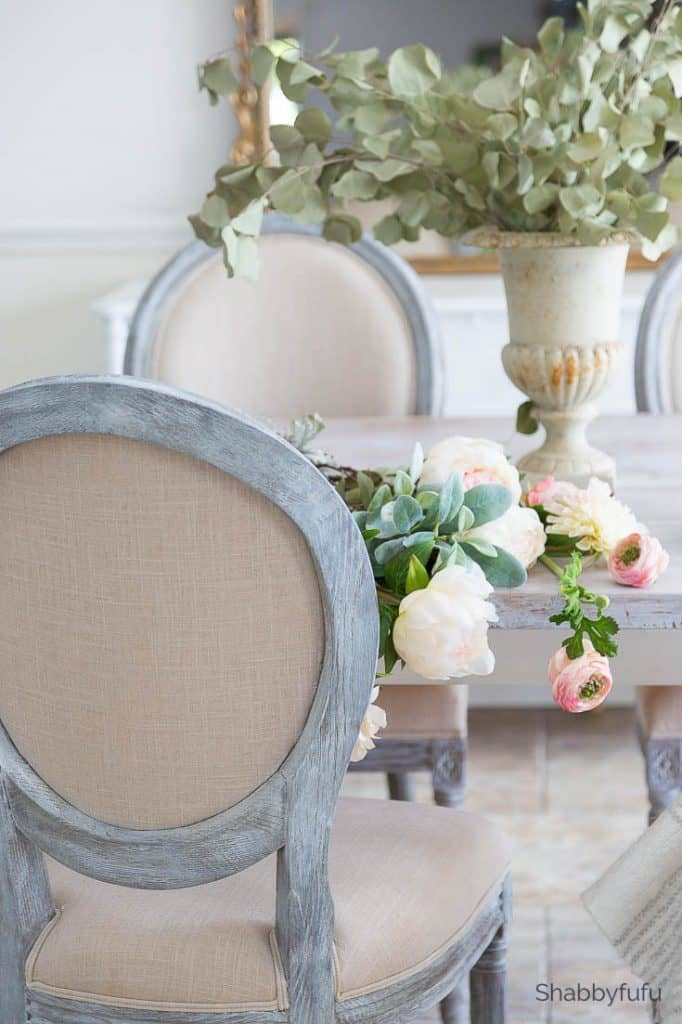 french style furniture chairs