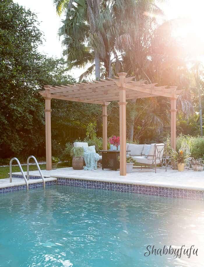 pool patio shabbyfufu.com
