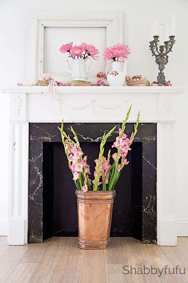 copper fireplace surround Ideas