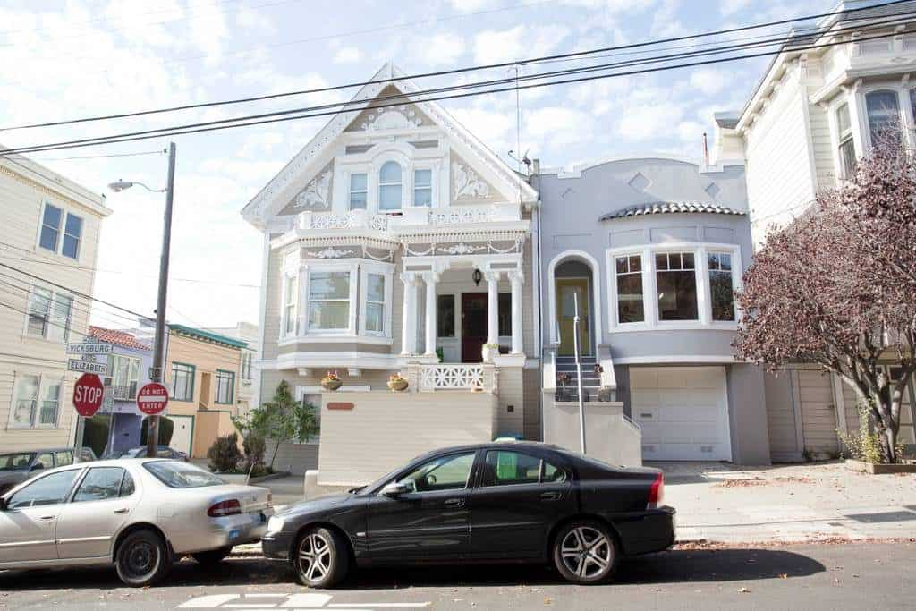 Noe Valley airbnb in a Victorian - Carmel Valley travel