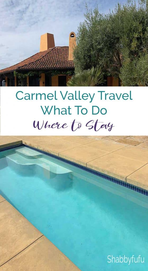 Carmel Valley travel