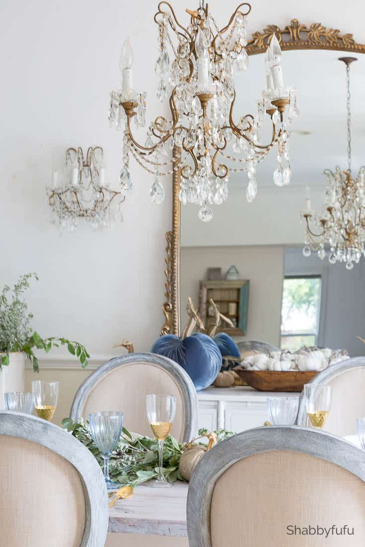 elegant rustic french country table setting ideas