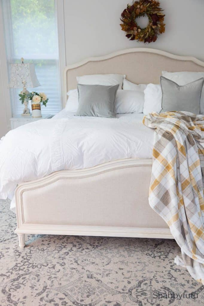 master bedroom makeover tips for fall
