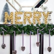Farmhouse Christmas Signs And More To DIY