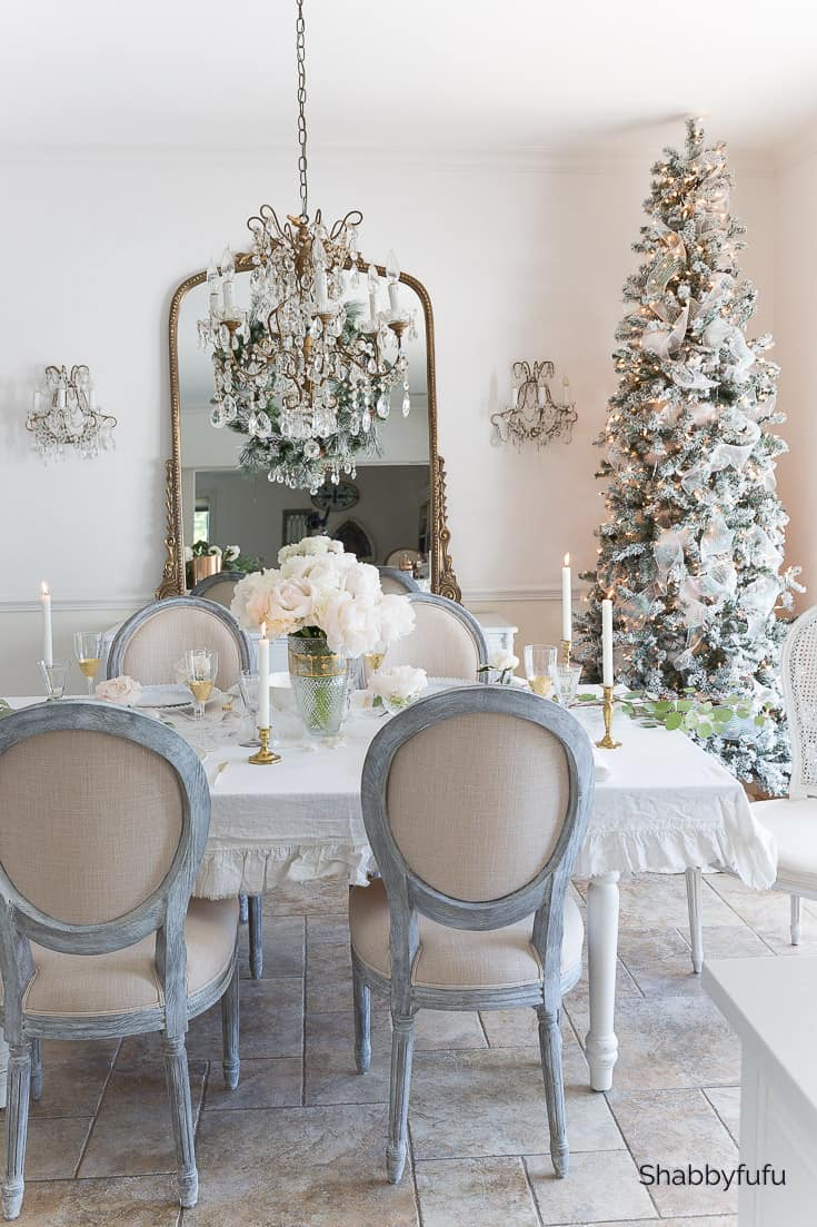 stylish holiday table ideas french country style