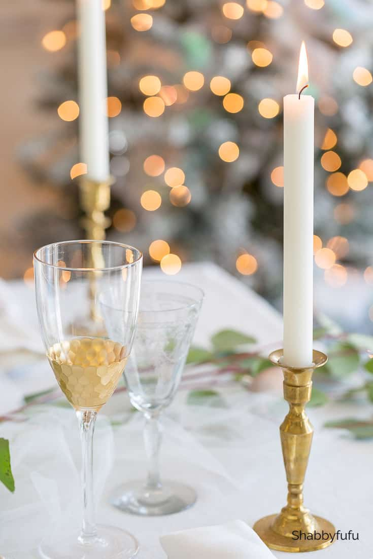 stylish holiday table ideas elegant