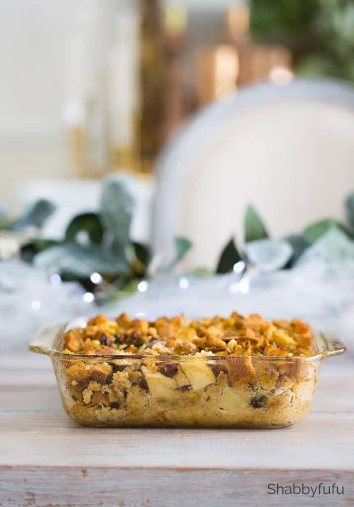 sweet stuffing recipe gluten free