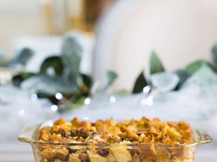 sweet stuffing recipe gluten free