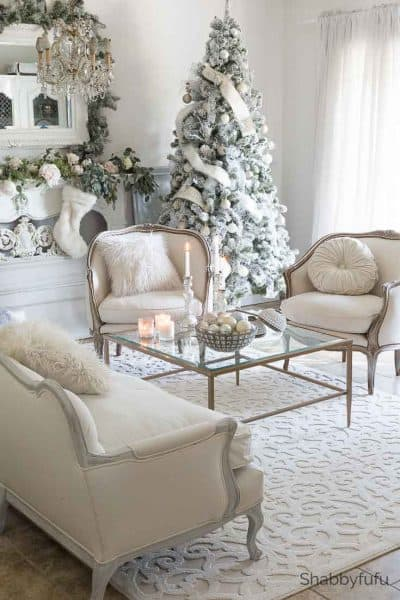 French country Christmas blog hop