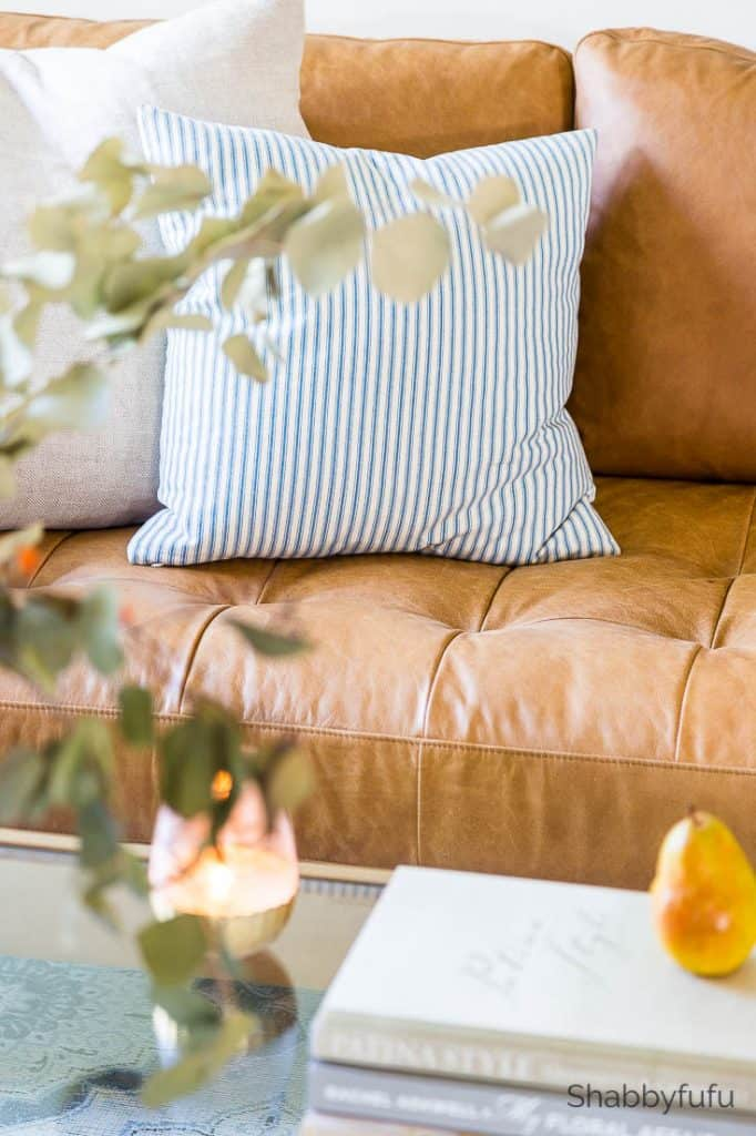 leather sofa review