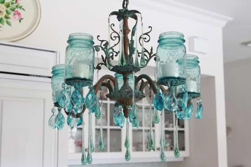 shabbyfufu mason jar chandelier